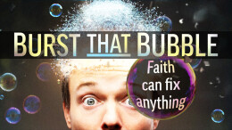 Faith can fix anything