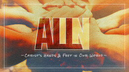 Christ's hands & feet in our world