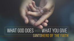 (Anti) Hero of the Faith